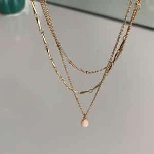 Forever 21 Layer Necklace